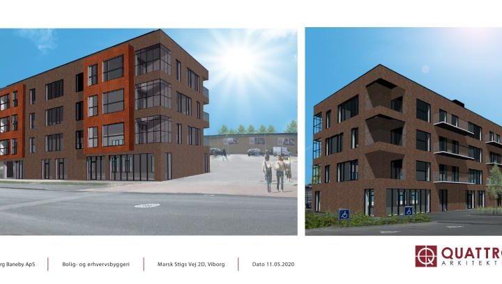 Viborg: Boliger og erhvervslokaler for Viborg Bolig- & Erhvervsudlejning