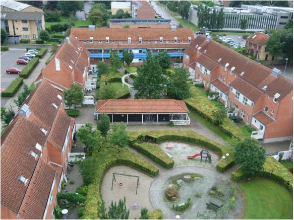 Renovering af Vejlby Hus i Risskov (hovedentreprise)