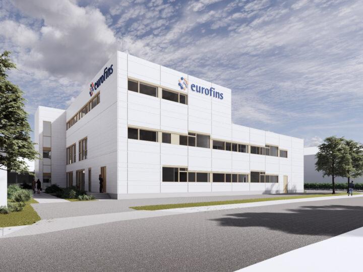 Nyt laboratorium til Eurofins i Glostrup